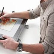 Разработка дизайна рекламной продукции фото