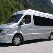 Аренда микроавтобуса MERCEDES SPRINTER, 19 мест фото