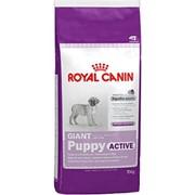 Giant Puppy Royal Canin корм для щенков, От 2 до 8 месяцев, Пакет, 15,0кг фото