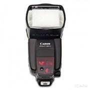 Вспышка Canon SpeedLite 580 EX II (аренда) фото