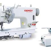 2-игольная машина челночного стежка GEM 8450-M фото