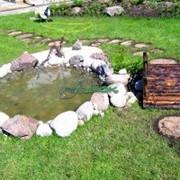 Установка искусственного водоема в Алматы фото