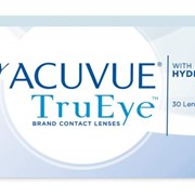 Линзы Johnson&Johnson 1 Day Acuvue TruEye Сила от -12 до -0,50 фото