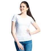 Женская футболка StanGalantWomen 02W Белый XXL/52 фото