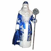 Аренда костюма Деда Мороза и Снегурочки фото