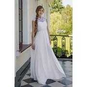Свадебное платье новое из коллекции 2015 фото