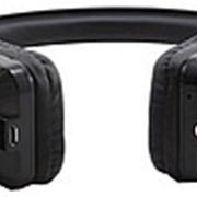 Гарнитура Gembird BHP-004 Bluetooth черный радиус действия до 10м фото