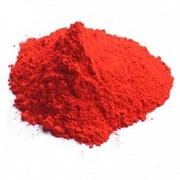 Железооксидный пигмент красного цвета H130 фото