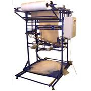 Автомат для производства пакетов с косыми швами фото