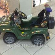 Автомобиль на аккумуляторе 2117 Джип детск фото