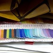 Подбор тканей и материалов фото