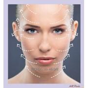 Подтяжка кожи лица и шеи фото