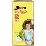 Трусики Libero Dry Pants №6 (13-20 кг) 30 шт фото