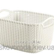 "Корзина для хранения Curver ""Knit"" 03674 (8л) фото"