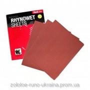 Шлифлисты INDASA RHYNOWET REDLINE фото