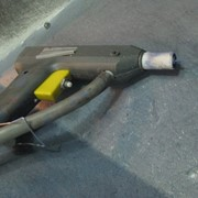 Оборудование для покраски порошковыми смесями металлических конструкций. фото