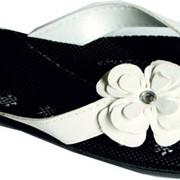 Пантолеты женские текстильные, Обувь женская фото