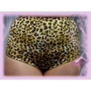 Трусы женские 442 леопард фото