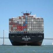 Международная контейнерная перевозка грузов морским транспортом фото