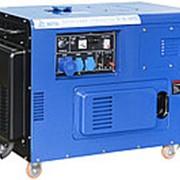 Дизельный генератор TSS SDG 10 кВт 1-фазный фото