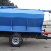 Загрузчик сухих кормов прицепной ЗСК-10 П фото