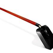 Лопата совковая фото