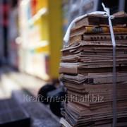 Услуги по переработке бумаги, производство бумажных пакетов, Киев фото