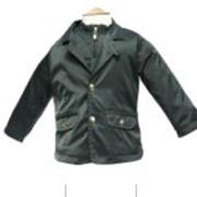 Куртка детская для мальчика 73 темно-зеленый фото