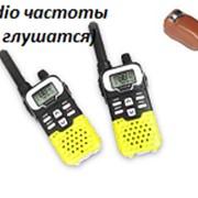 Микронаушник Рация Radio (не глушатся) фото