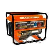 Бензиновый генератор Nikkey PG-5500 фото