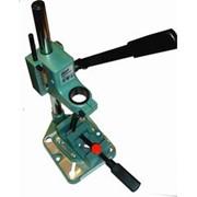 """Рт.25521 Стойка (держатель) для электрической дрели + тиски """"SKRAB"""" фото"""
