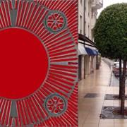 Решетка для дерева Concerto 1500 фото