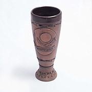Сувенирный кубок Казахстан 20*7 см фото