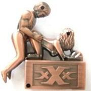 Зажигалка сувенир xXx ZG-051 фото