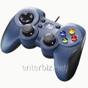 Геймпад Logitech F310 (940-000135) черно-синий USB фото