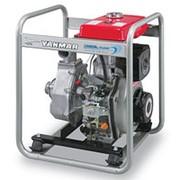 Мотопомпа дизельная Yanmar YDP30N (900 л/мин, 28 м) фото