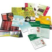 Услуги по печати визиток фото
