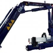 Кран-манипулятор Amco Veba 108 3S фото