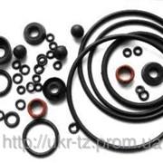 Кольца резиновые круглого сечения 004-008-25 фото