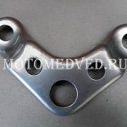Траверса вилки (верхняя часть) Мопед Alpha MotoLand фото