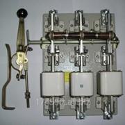 Рубильник РПС-6 630А левый Электродеталь фото