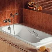 Сантехработы: установка ванны фото