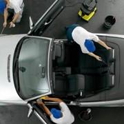 Химчистка салона автомобиля фото