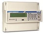 Счетчик активной и реактивной электрической энергии CE302 фото