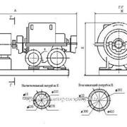 Турбокомпрессор газовый многоступенчатый фото