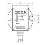 Фоточастотный прибор защиты по факелу УЗОР - Ф фото