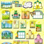 Стенды для детского сада фото