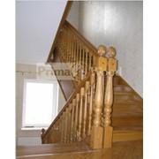 Лестницы деревянные, купить, заказать фото
