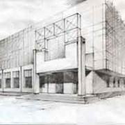 Проекты зданий, фото