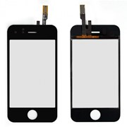 Сенсорный экран для iPhone 3Gs Black фото